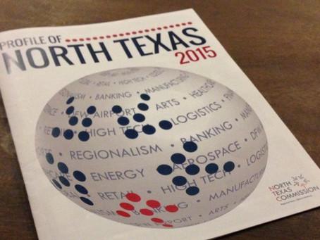 The 2015 North Texas Profile