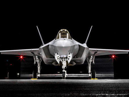 Lockheed Martin's F-35 Lightning II | One Amazing Jet – 55,000+ Jobs
