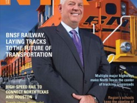 NTX Magazine Logistics Issue Available Now
