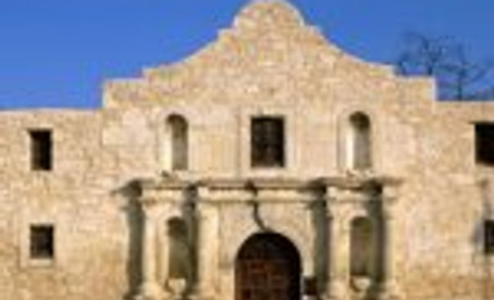 Fun Fact Friday: Remember the Alamo