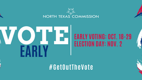 Early Voting Begins Today!