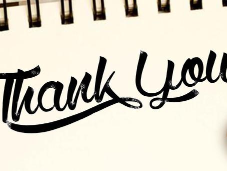 Thank You NTC Members   December 2015