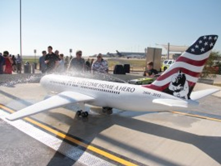 Welcome Home a Hero: The Mission Continues