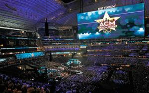 AT&T stadium-ACM-Awards-Arlington