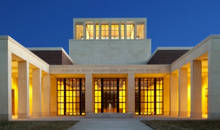 50 for 50 | George W. Bush Library