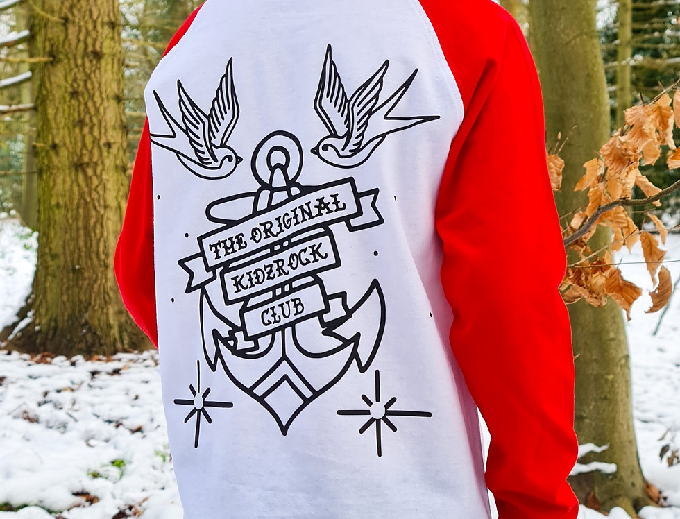 """""""Weighed Down"""" Long Sleeve"""