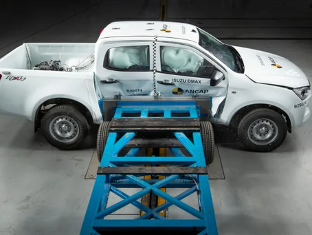 2021 Isuzu D-MA: First Ute to earn five-star safety against tougher criteria