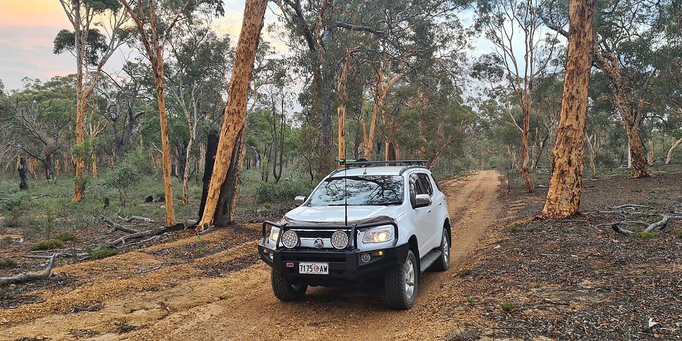 Gravel Roads - Training Trip