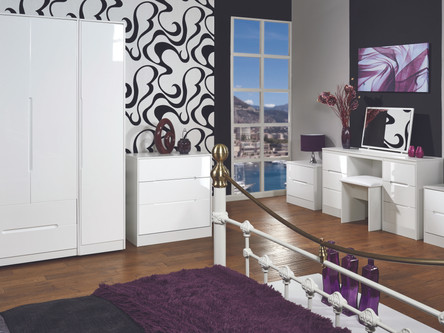Monaco White Gloss Room Set.jpg