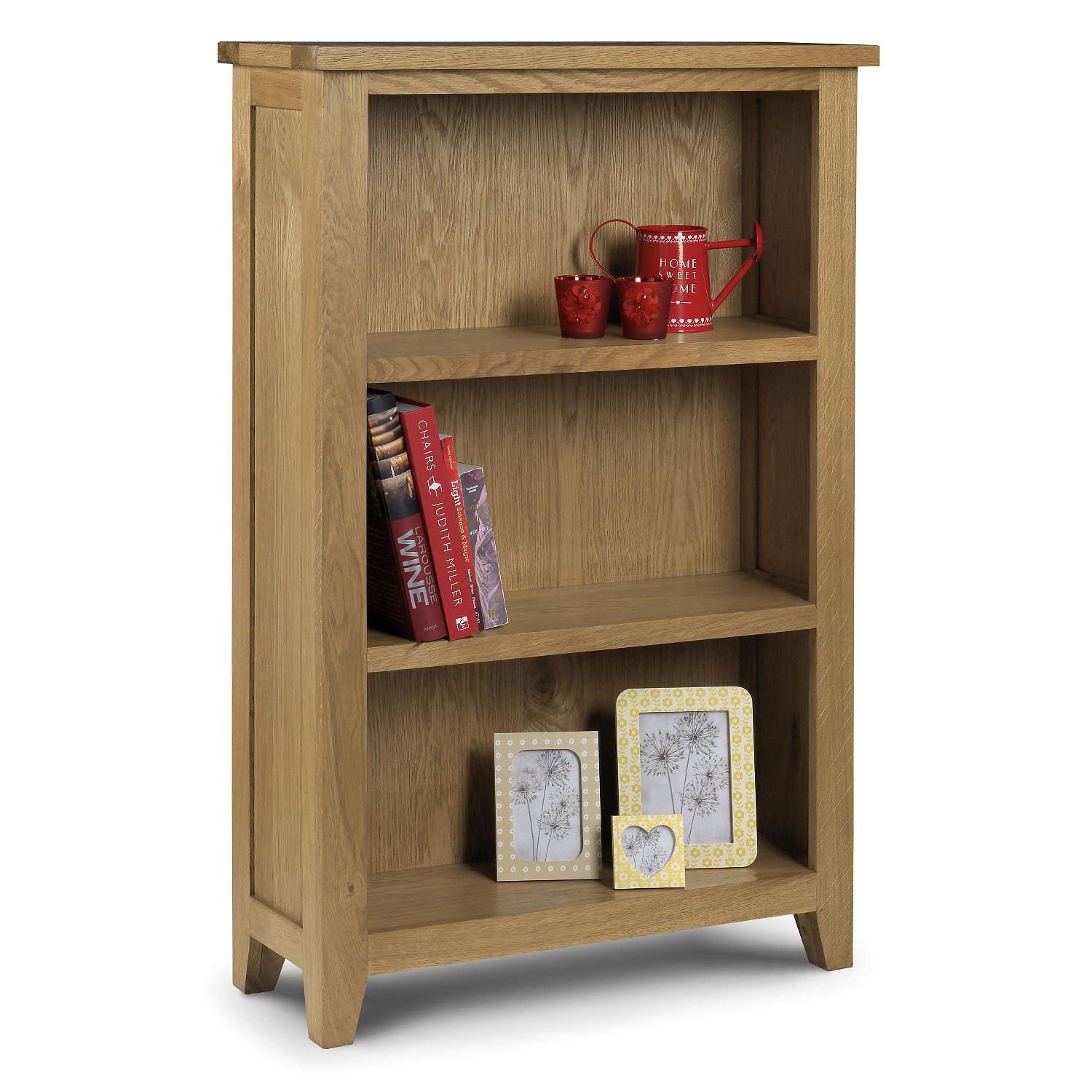 The Astoria Low Bookcase is a classically styled bookcase constructed from  solid American White Oak in a beautiful waxed finish  This bookcase is  perfect. Furniture Store   Swadlincote   Roger James Furnishers   Astoria