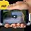 Thumbnail: بكج لاسلكي كاميرات دقة عالية 4 كاميرات