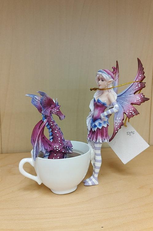Tea Cup Dragon Fairy