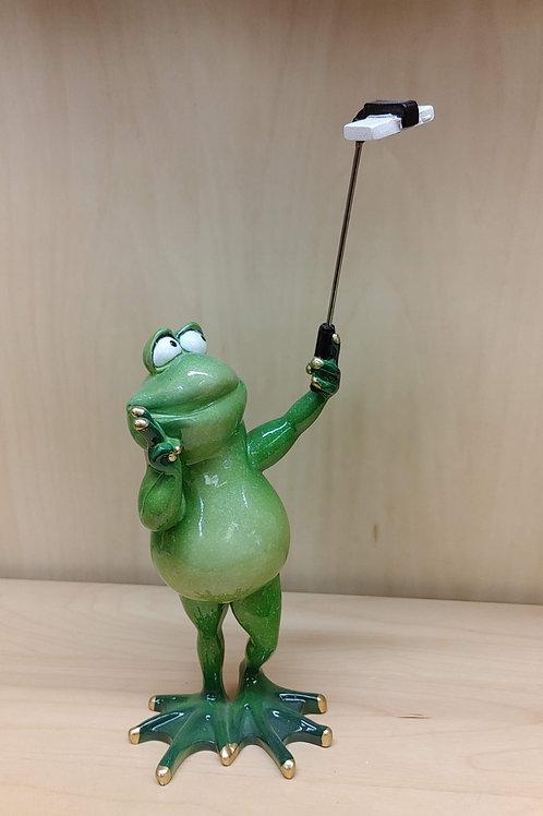 Selfie Frog