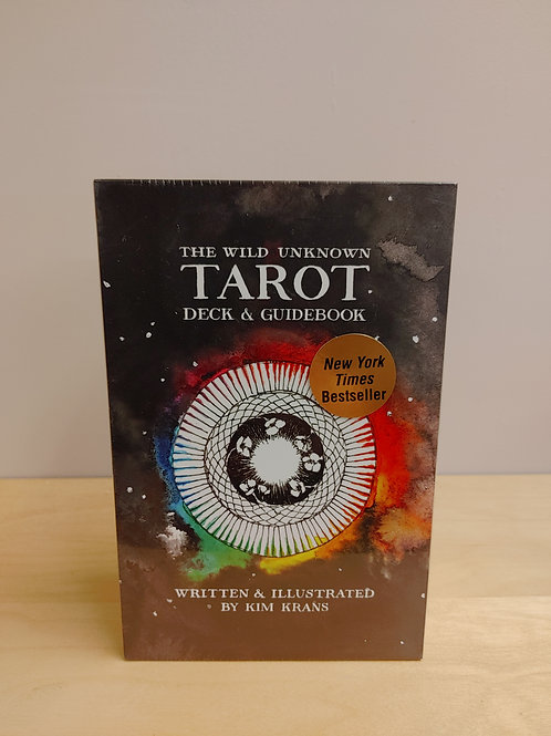 The Wild Unknown Tarot