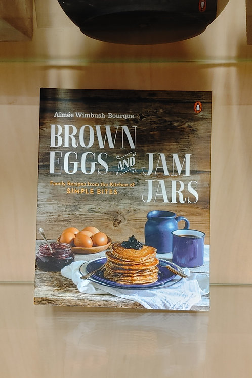 Brown Eggs and Ham Jars