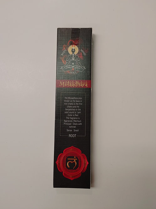Mulaadhara - Root Chakra