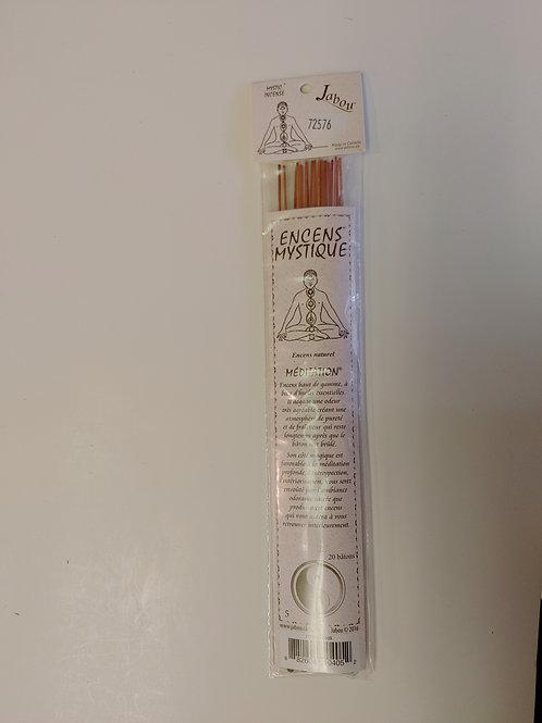 Jabour Mystic Incense - Meditation