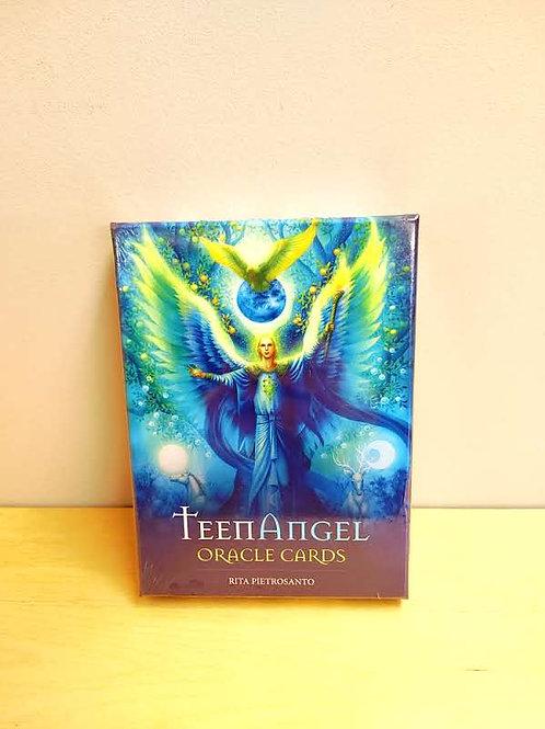 Teen Angel Oracle Cards