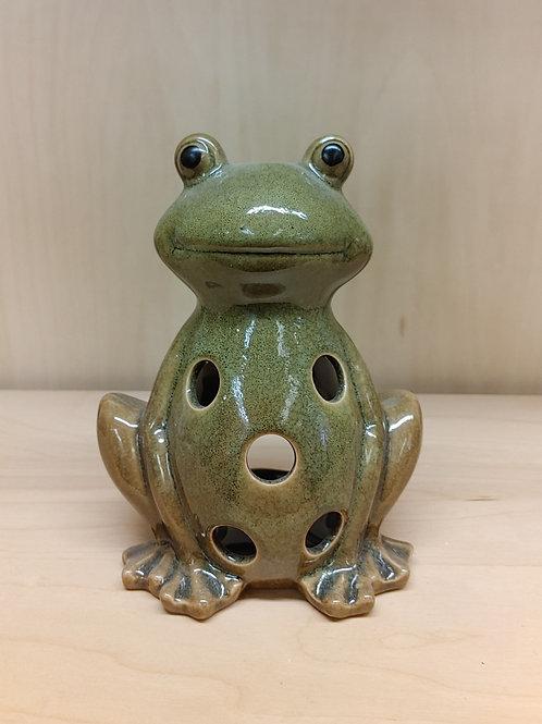 Tea Light Frog