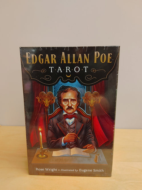 Edgar Allan Poe Tarot Deck