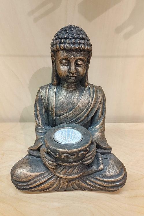 Buddha Solar Light
