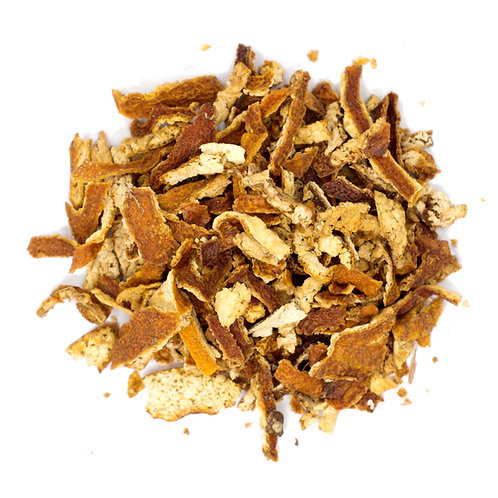 Dried Orange Peel