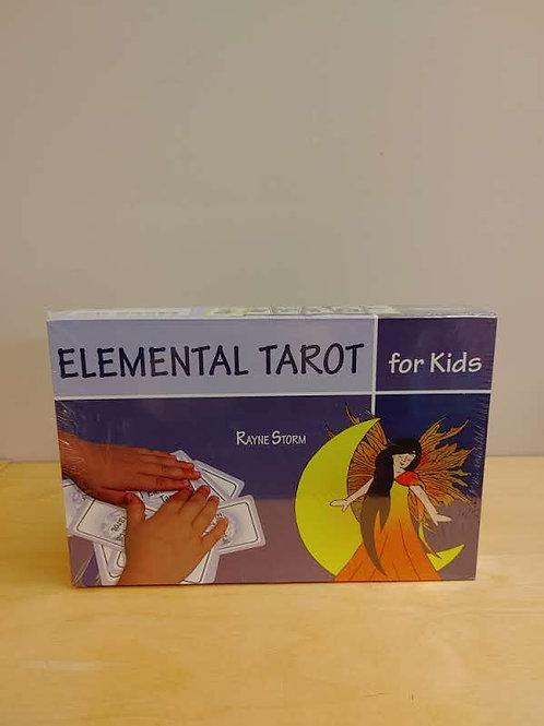 Elemental Tarot for Kids