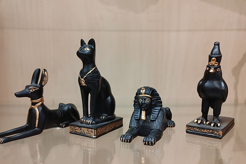 Egyptian Gods Set