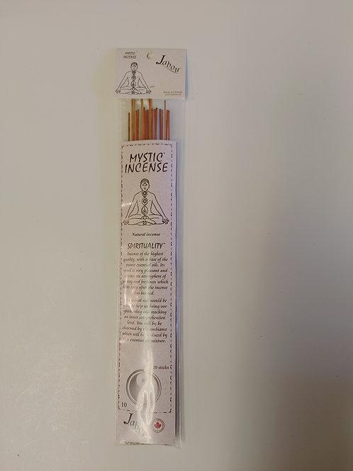Jabour Mystic Incense - Spirituality