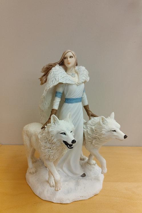 Winter Solstice Fairy