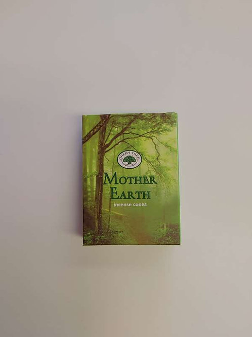 Green Tree - Mother Earth Cones