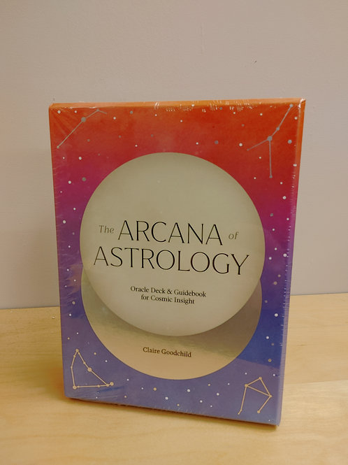 The Arcana of Astrology Oracle Deck