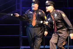 Officer Barrel - Urinetown