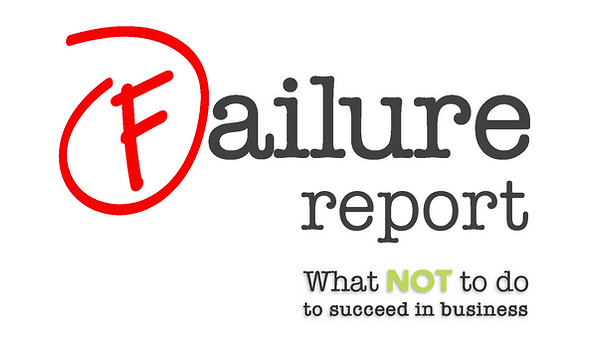 what not to do to succeed in business