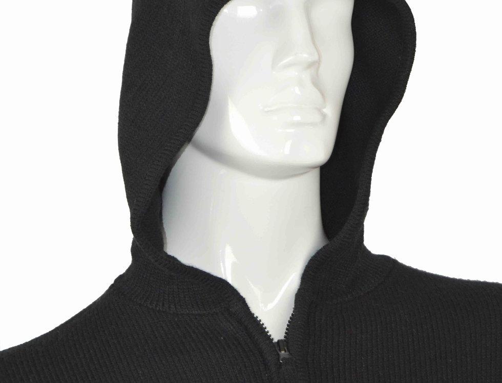 Soho`s Knitted Hooded Jumper