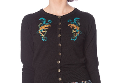 Dragon cardigan