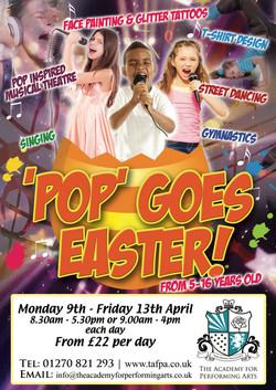 Tapfa Easter Poster 2