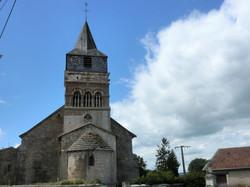 église d'Autreville - XIIe siècle