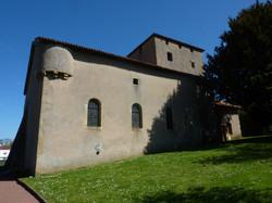 Eglise fortifiée Saint Arnould