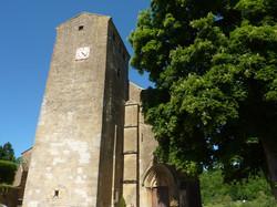 Eglise Saint Agathe - XIIe siècle