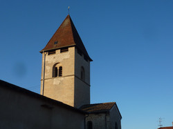 Eglise d'Andilly