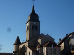Eglise Saint Brice - Isches