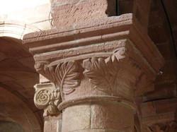 Abbaye romane d'Etival