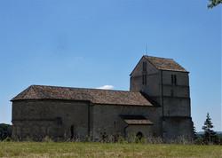 église de Vicherey - XIIe siècle