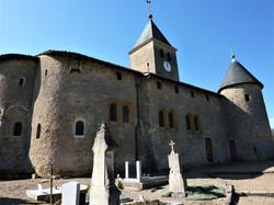 Eglise Sainte-Croix - XIIe siècle