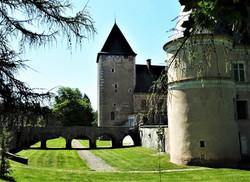 Château de Fléville devant Nancy
