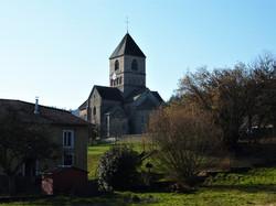 Eglise Notre Dame - Relanges