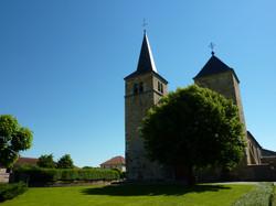 Collégiale Saint-Léger - XIIe siècle