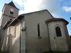 Eglise de Gézoncourt