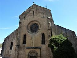 Collégiale Saint-Étienne - XIe siècle